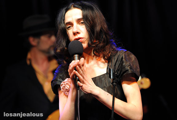SXSW '09: PJ Harvey & John Parish @ KEXP