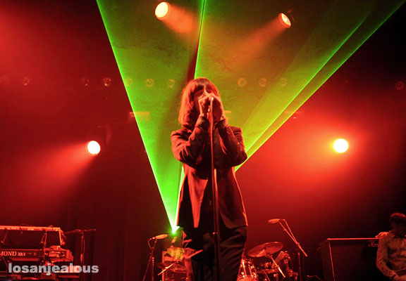 Primal Scream, Club Nokia, March 16, 2009