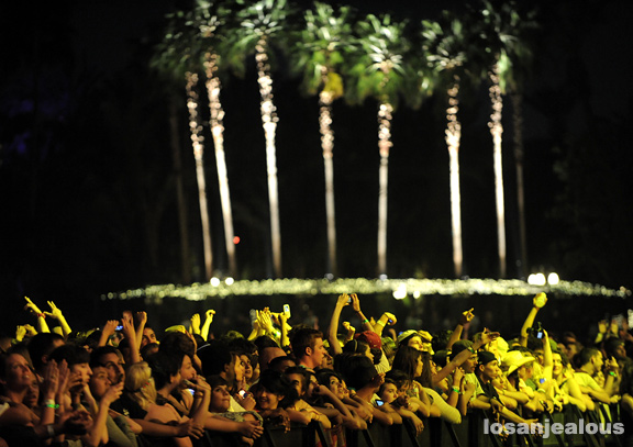 Coachella 2011 Live Webcast Begins 4pm Today
