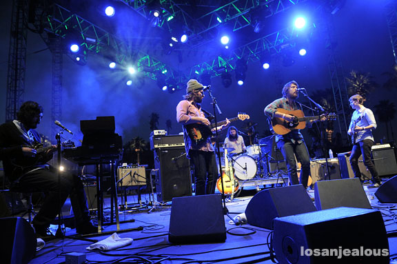 Coachella 2009 Festival Photo Gallery: Fleet Foxes
