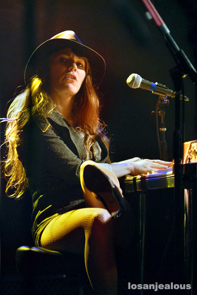 Jenny Lewis, Glass House, April 13, 2009