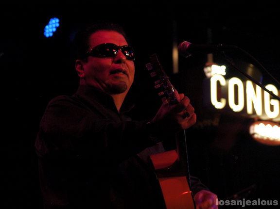 Los Lobos, Live at the Conga Room, 27 March 2009