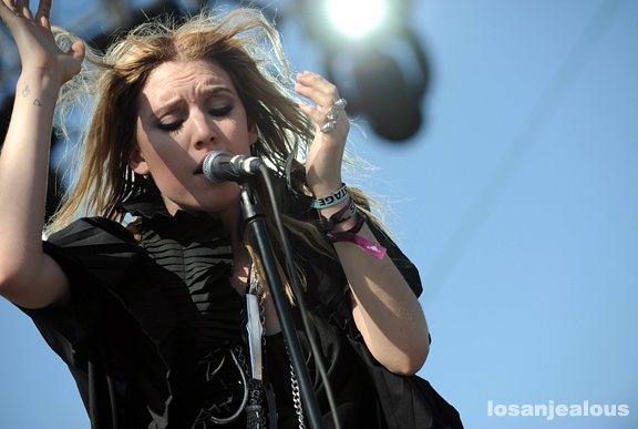 Lykke Li w/ First Aid Kit–This Monday 11/7 @ Fox Theatre Pomona–Win Tickets