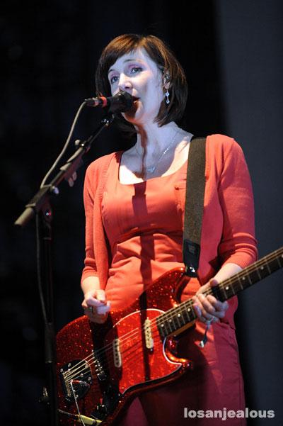 Coachella 2009 Festival Photo Gallery: My Bloody Valentine