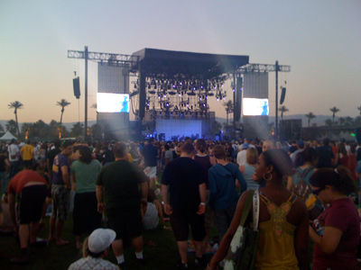 Friday at Coachella: MFV Chunk One