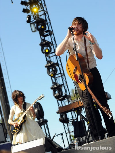 Coachella 2009 Festival Photo Gallery: Okkervil River