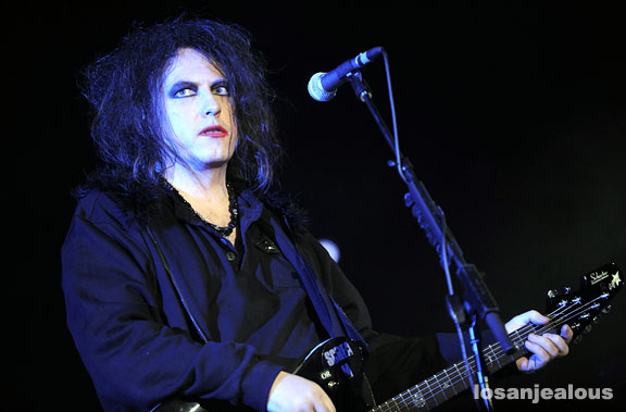 Coachella 2009 Festival Photo Gallery: The Cure