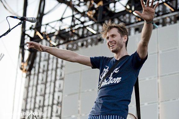 Coachella 2009 Photo Gallery: Franz Ferdinand