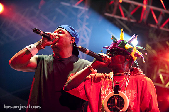 Coachella 2009 Photo Gallery: Public Enemy