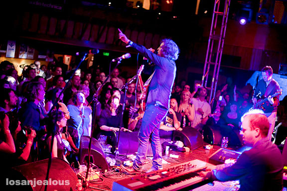 Starsailor, Troubadour, May 1, 2009