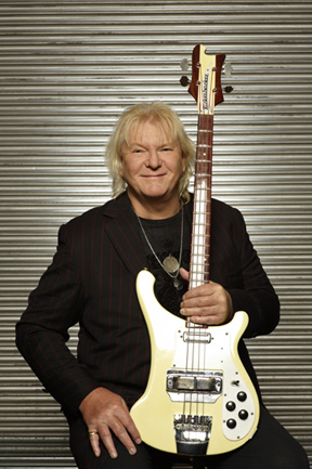 Chris Squire of Yes: The Losanjealous Interview