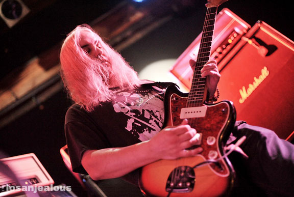 Dinosaur Jr., Troubadour, June 22, 2009