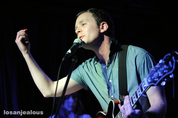 Jens Lekman @ The Echo, May 28, 2009