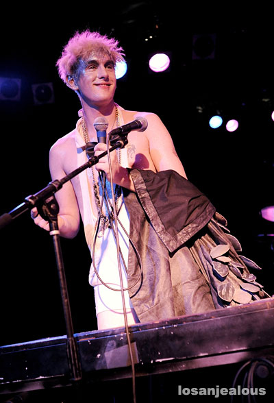 Patrick Wolf, Roxy Theater, June 9, 2009