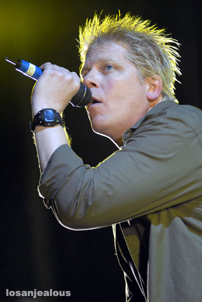 The Offspring, Verizon Wireless Amphitheater, June 5, 2009