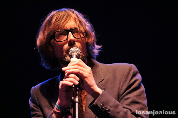 Jarvis Cocker, Wiltern Theater, July 27, 2009