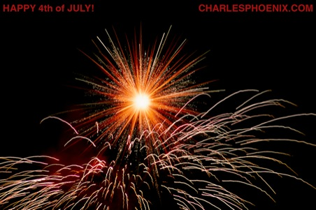 Charles Phoenix's Slide of the Week: Happy 4th of July! Everywhere, USA!