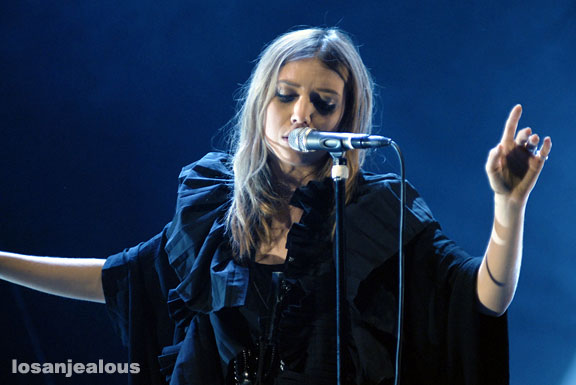 Lykke Li, The Wiltern, August 4, 2009