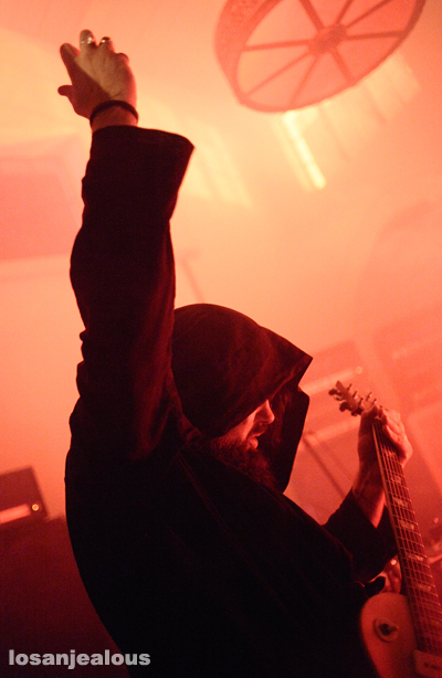 SUNN O))) Presented by FYF Fest & Eagle Rock Music Festival, Center for The Arts, Eagle Rock, August 11, 2009