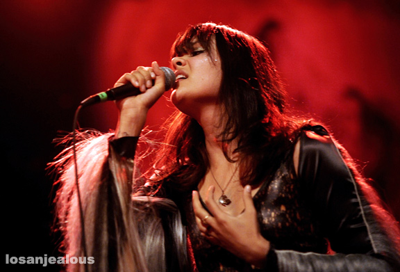 Bat For Lashes @ Henry Fonda Theater, August 31, 2009