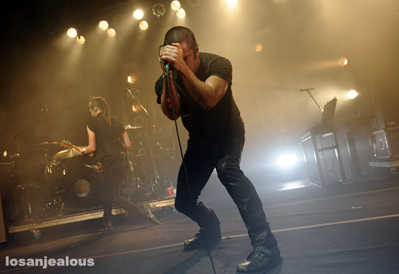 Nine Inch Nails (NIN), Hollywood Palladium, September 2, 2009
