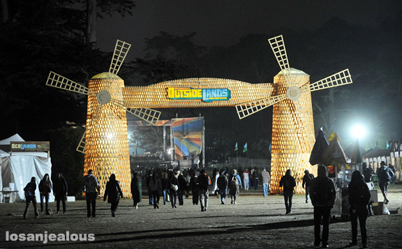 Outside Lands Festival 2009