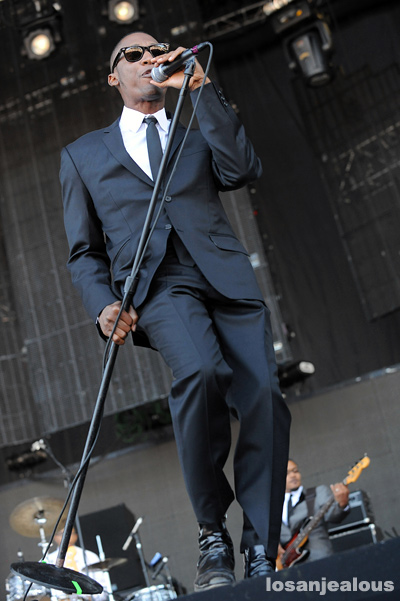 2009 Outside Lands Festival Photo Gallery: Raphael Saadiq