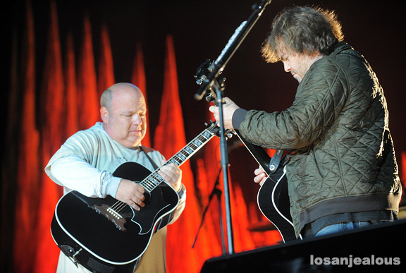 2009 Outside Lands Festival Photo Gallery: Tenacious D