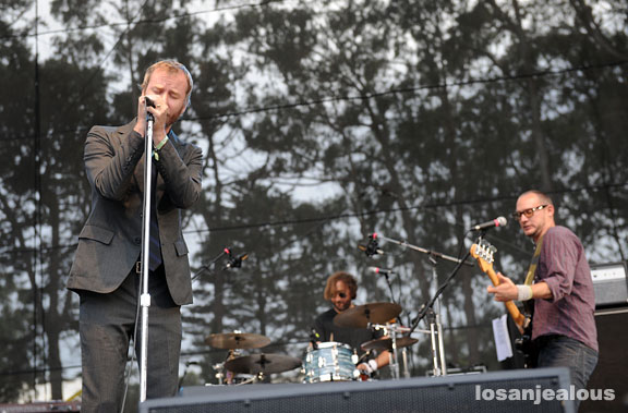 2009 Outside Lands Festival Photo Gallery: The National