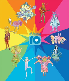 Congrats Dublab on 10 Wonderful Years