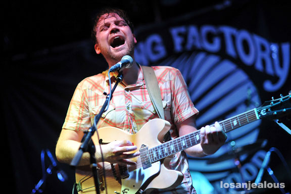 Photos: Frightened Rabbit, The Twilight Sad & We Were Promised Jetpacks @ Knitting Factory, 9/20/09