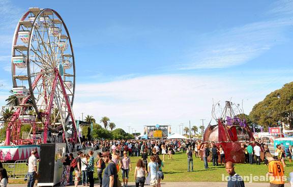 2009 Treasure Island Festival