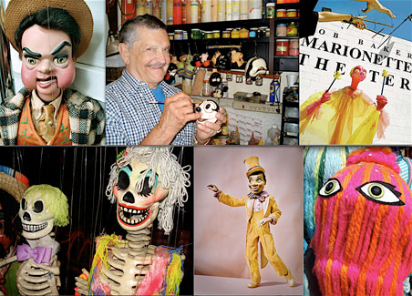Charles Phoenix's Slide of the Week: BOB BAKER'S HALLOWEEN SPOOKTACULAR! OCT 29 & 30