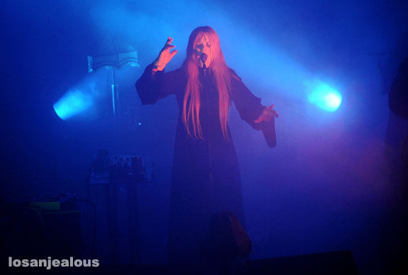Fever Ray, Henry Fonda Theater, October 7, 2009