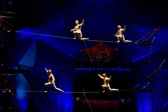 "The Cirque is in Town: Cirque du Soleil's ""Kooza"" @ Santa Monica Pier (Review)"