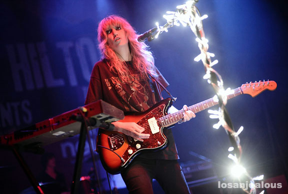 Ladyhawke @ Hollywood Avalon, October 3, 2009