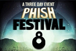 PHISH 3-DAY FESTIVAL