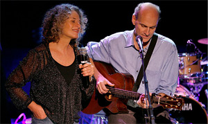 "James Taylor & Carole King Second Hollywood Bowl Show Added Due to ""Overwhelming Demand"""
