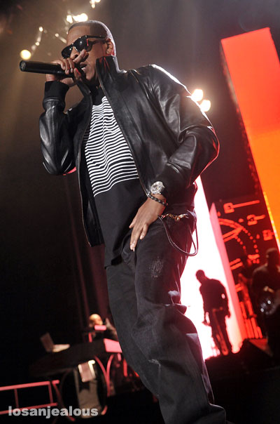 Jay-Z, UCLA Pauley Pavilion, November 8, 2009