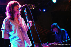 Win Fiery Furnaces @ The El Rey Tickets For Saturday