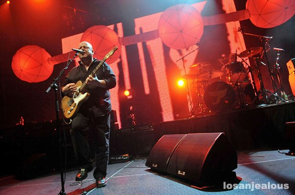 Pixies, Peforming <em>Doolittle</em> @ Hollywood Palladium, November 4, 2009