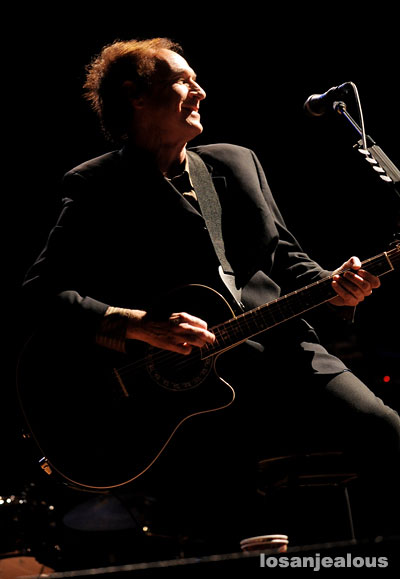 Ray Davies, Orpheum Theater, November 14, 2009