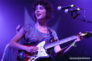 St. Vincent Returns to El Rey, Tickets On Sale Saturday