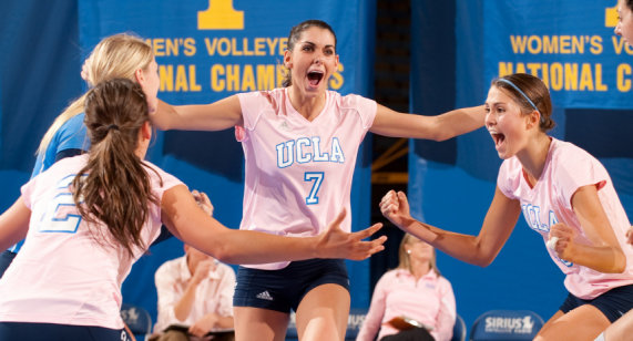 Awesome Holiday Weekend for UCLA Bruin Athletics