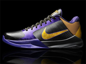 Nike Zoom Kobe V Unveiled at The Forum