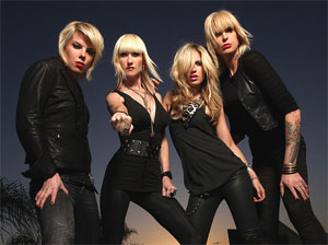 "Chelsea Girls, Last ""Night at the Foxy"" for '09, Tomorrow at The Roxy with Special Guests"