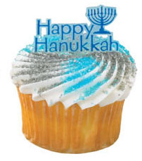 Princeton, Fool's Gold Spread the Hanukkah Love