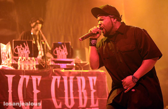 Ice Cube, House of Blues, December 11, 2009