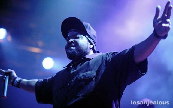 Ice Cube @ House of Blues, December 11, 2009