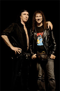 "Anvil Brings ""The Anvil Experience"" to Houses of Blues, Feb. 4 in Anaheim, Feb. 5 on Sunset Strip"